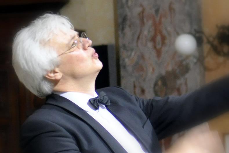 Il Maestro Luca Pavanati è Il Nuovo Direttore Del Coro Giuseppe Verdi